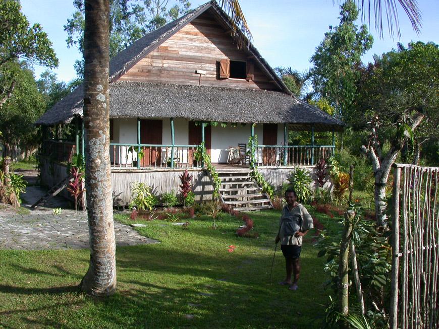 La maison fin 2007