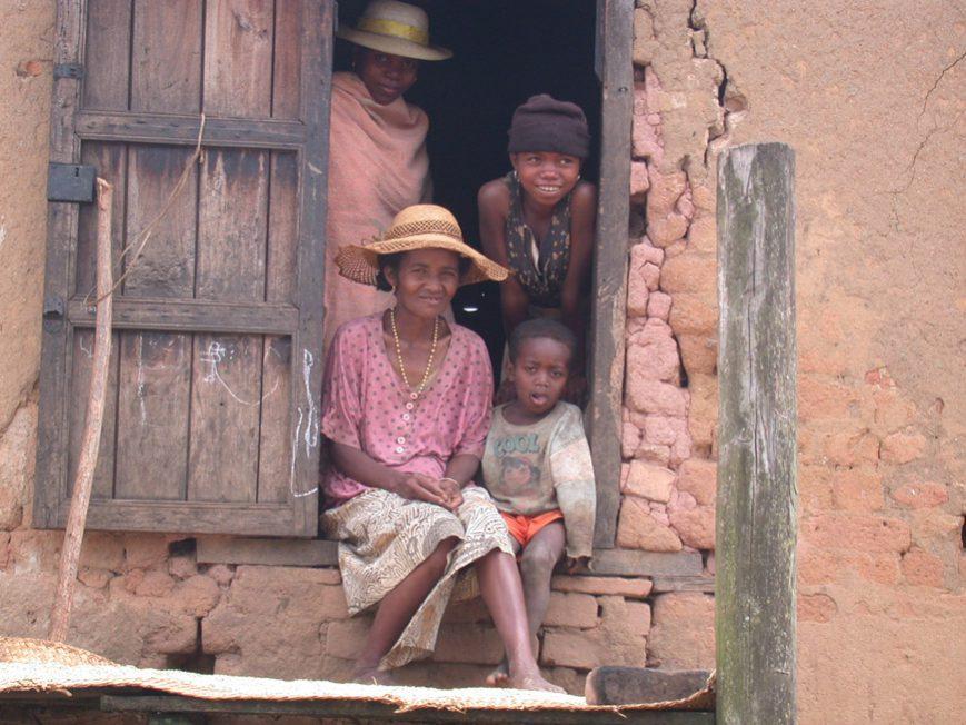 Habitants d'Ambatovaky
