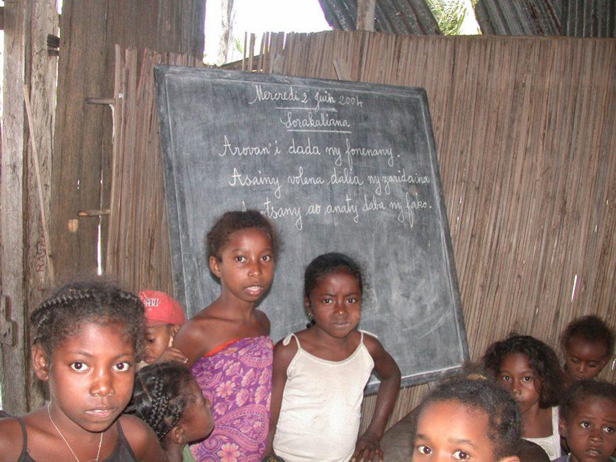 Ecole primaire locale