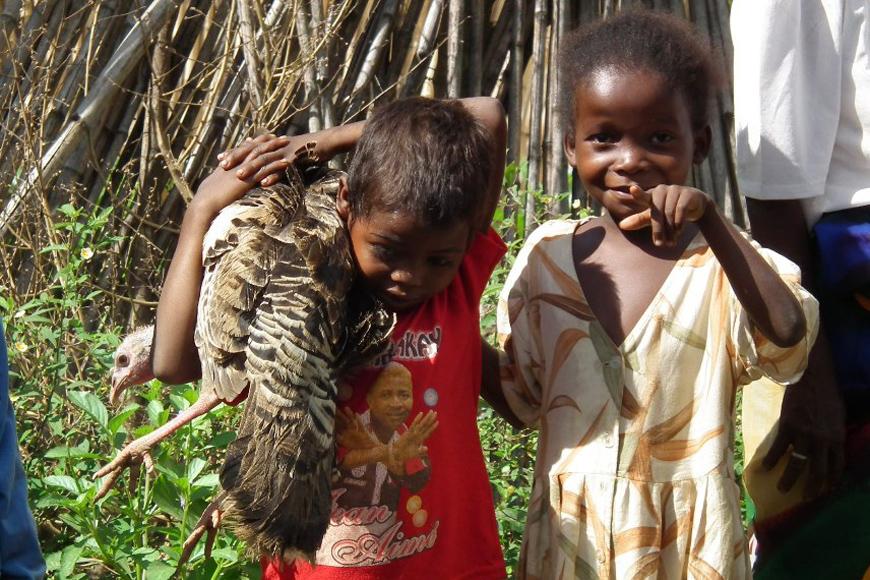 Enfants de Mahambo