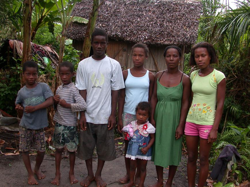 La famille de Françoise