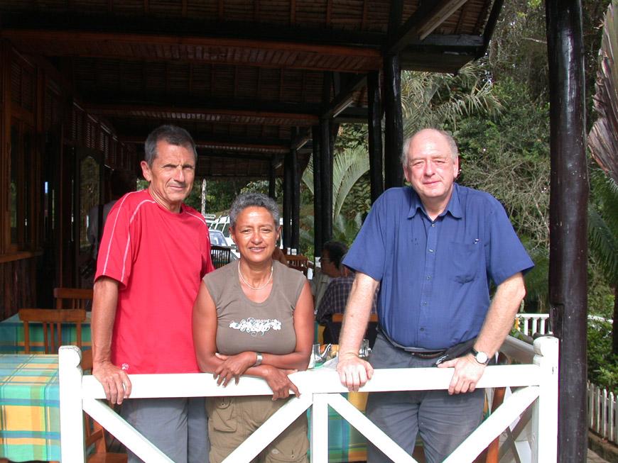 Avec Mariette et Alain au Feon'ny Ala