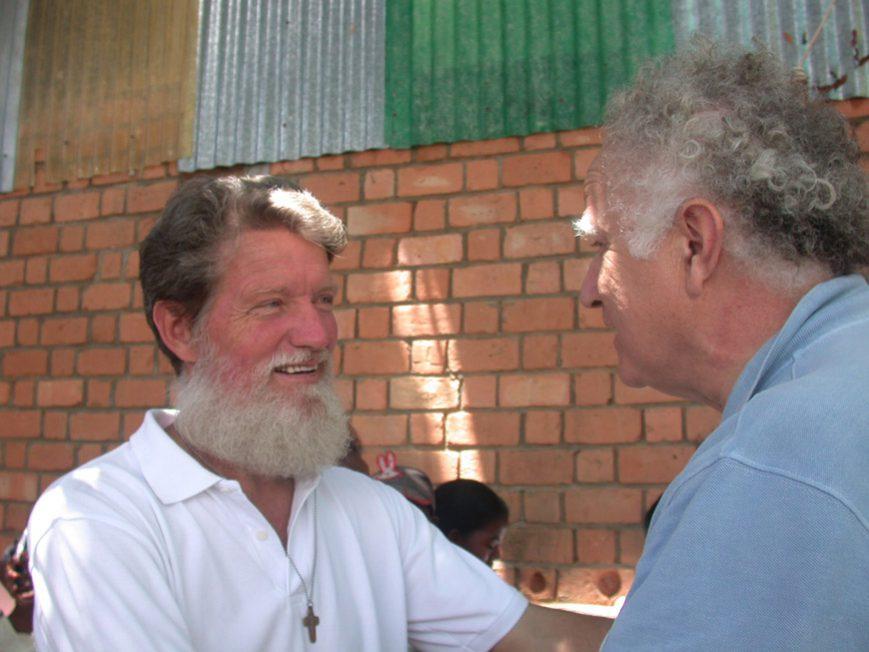 Le Père Pedro à Tana