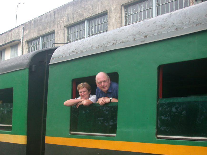 En voiture vers Fianarantsoa
