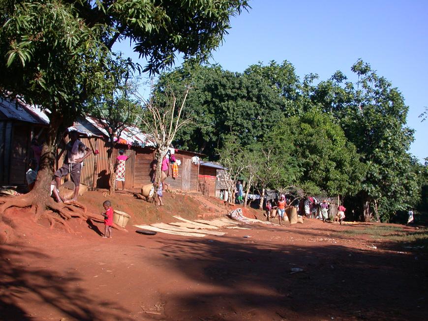 Décalek, un hameau loin de tout