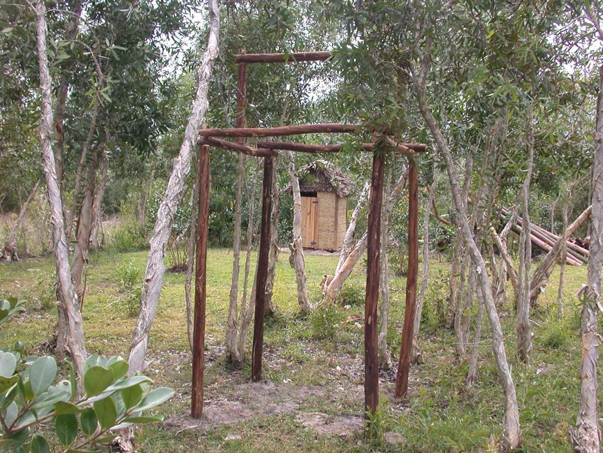 Douche à Mitsinjo