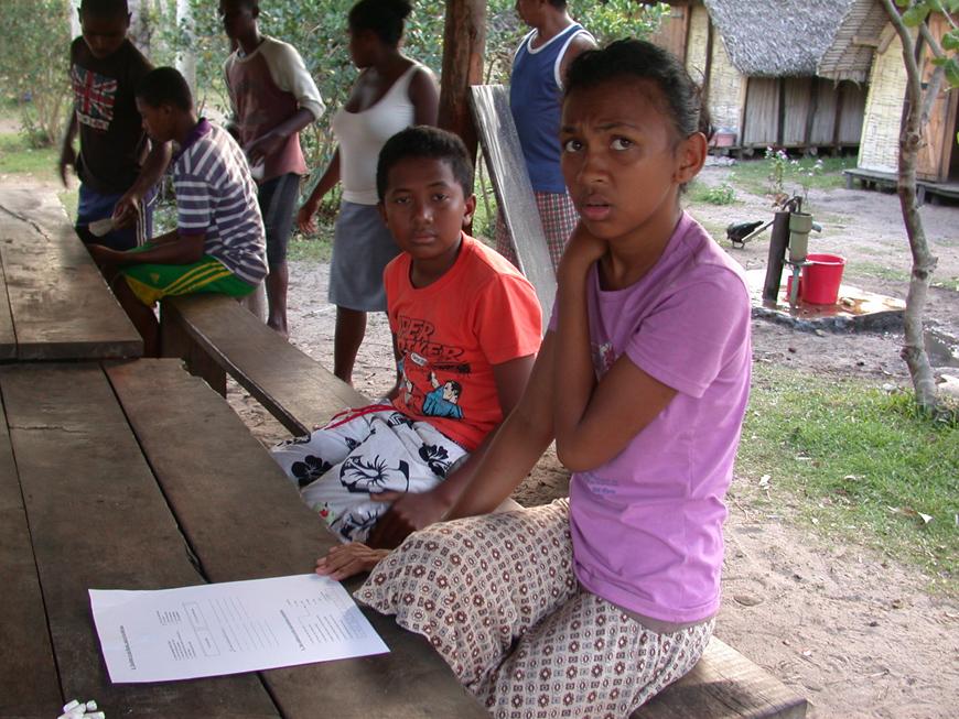 Felana aide les jeunes, bénévolement