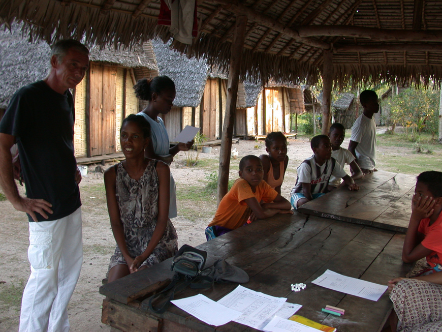 Judith et Christian, clients à Ylang Ylang