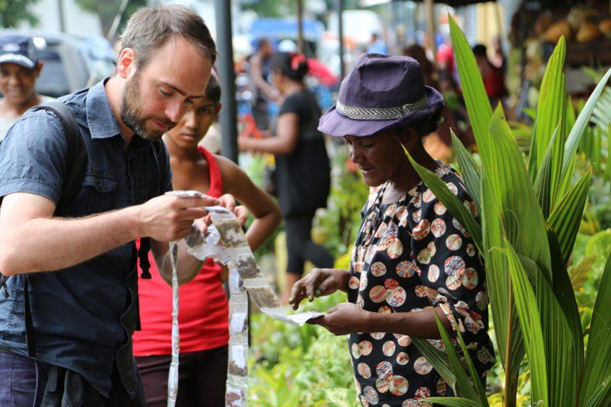 Le bazar be à Tamatave
