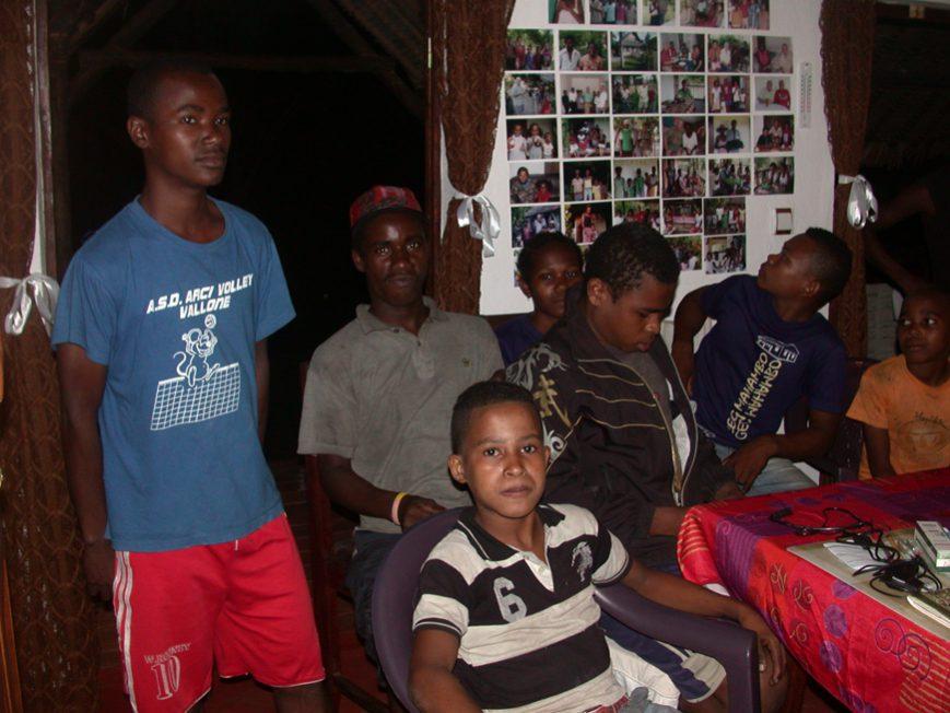 Cinéma à Olatra