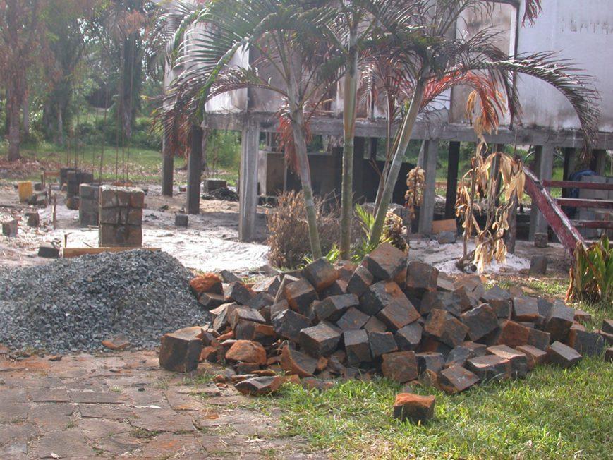 matériaux à Olatra