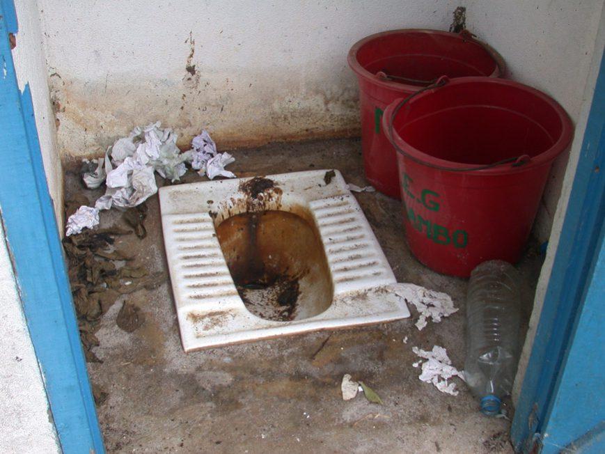 WC au CEG