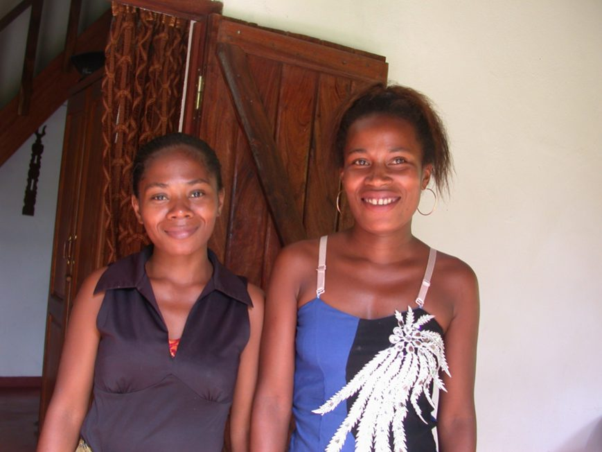 Muriel et Vavrina