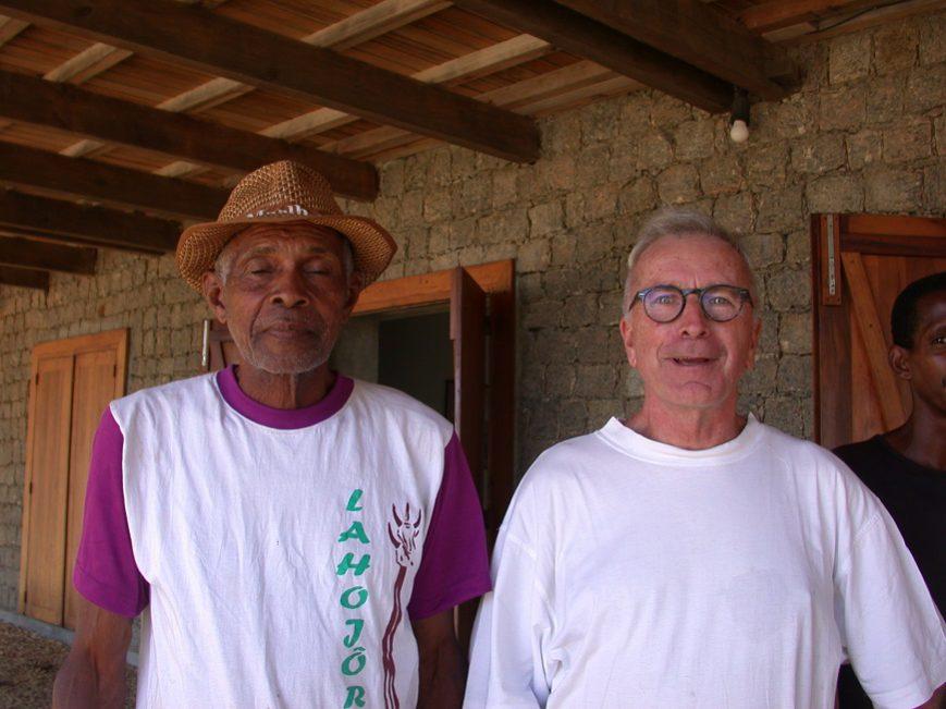 Gérard et le Tangalamena