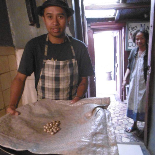 Une fabrique de bonbons