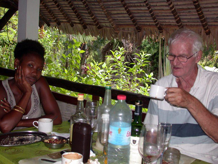 Dominique et Hortence