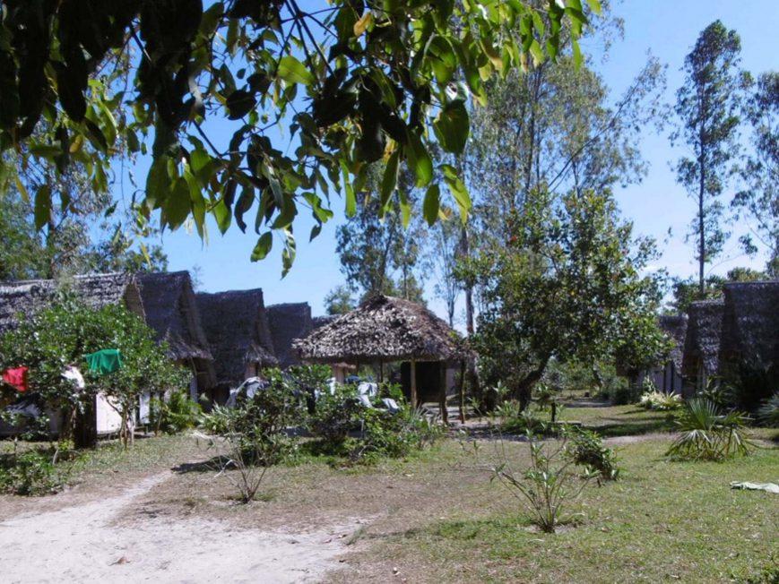 le campus Mitsinjo