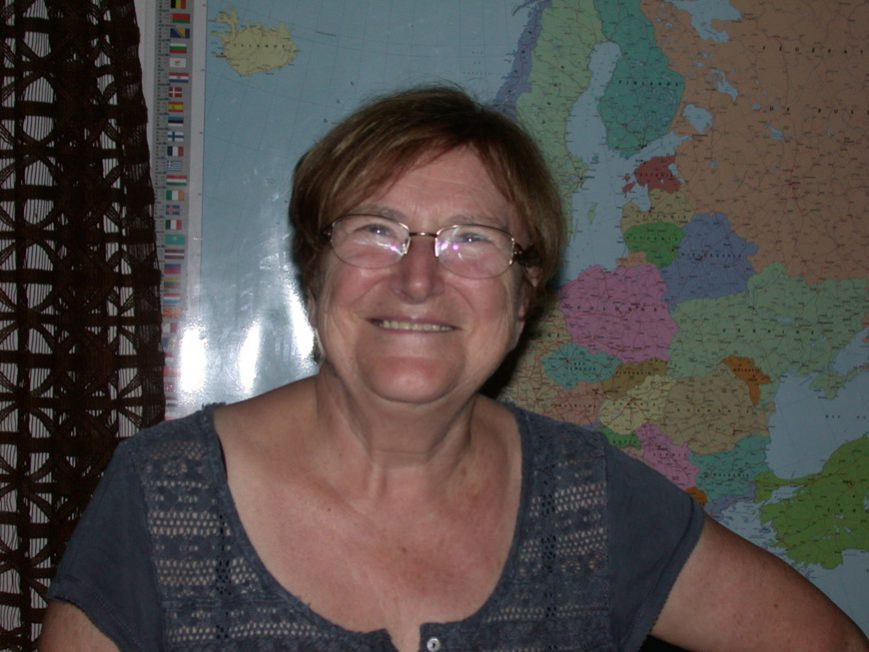 Christiane à Olatra