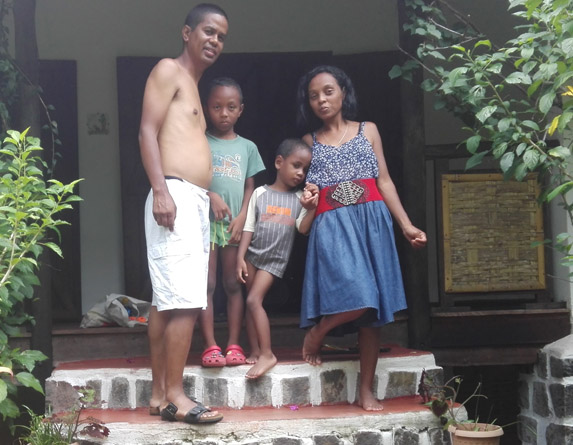 La famille Ravalison