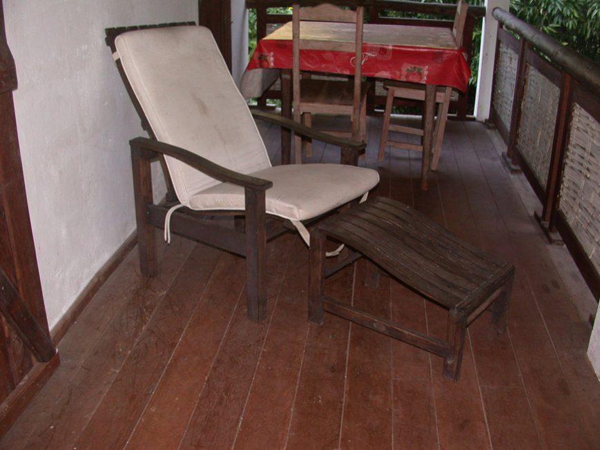 Le fauteuil de Gérard
