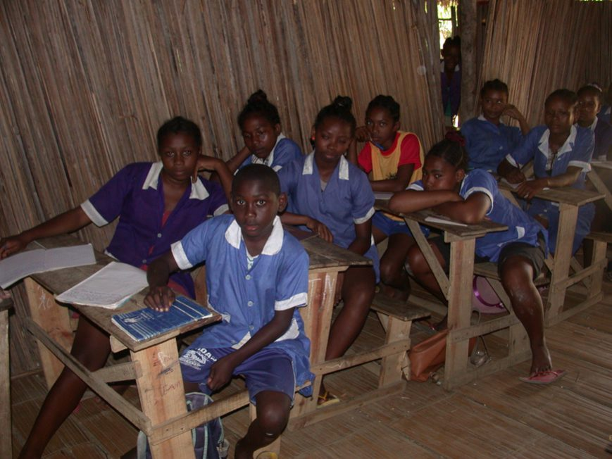 Visite à l'école Reama